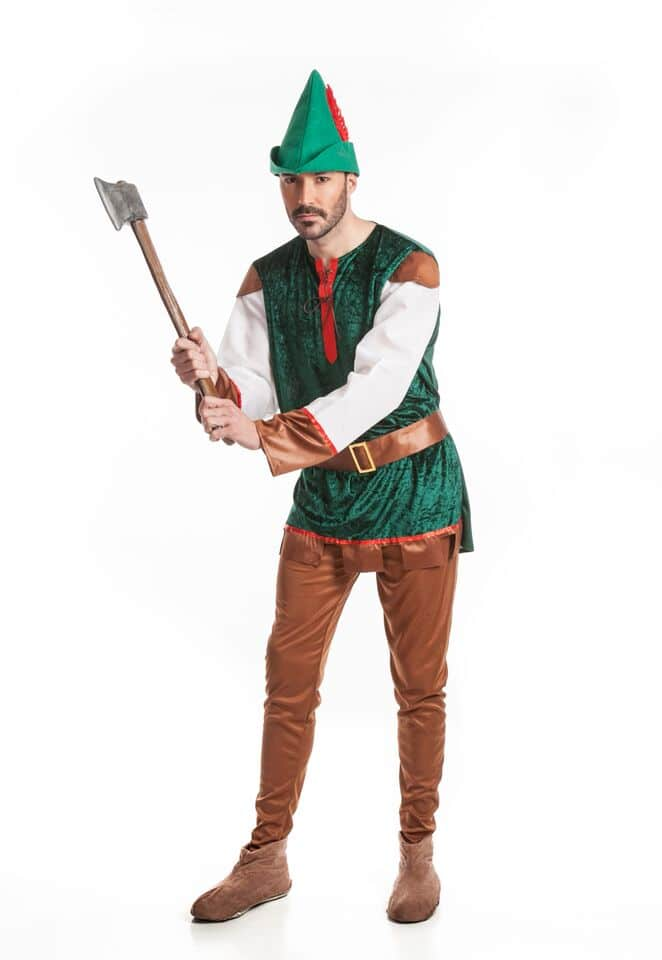 Disfraz de cazador