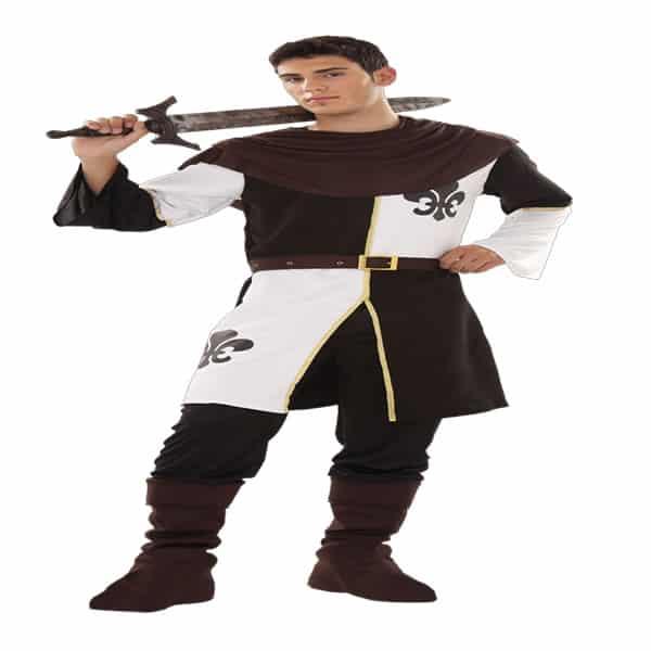 Disfraz de guerrero 1