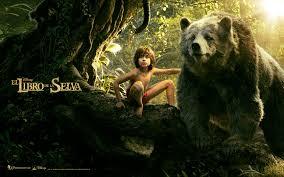 mowgly y baloo