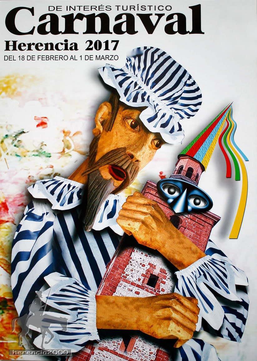 cartel-carnaval-de-Herencia-2017