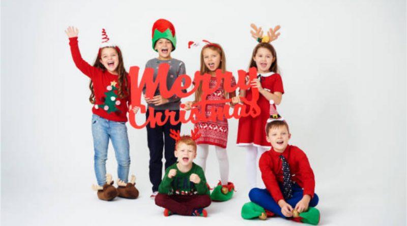 Ideas de Disfraces infantiles para Festivales de Navidad