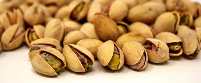 propiedades de pistachos