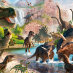 dinosaurios, juegos y historia