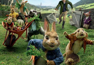 Película de Peter Rabbit 2018
