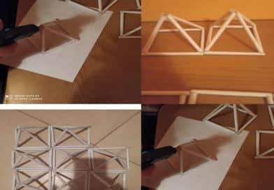 ¿Cómo hacer una manualidades con rollos de papel? y aguante